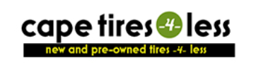Cape Tires -4- Less: Where we never tire of giving you great service